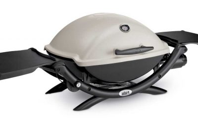 Weber Q2200 Grill Review Summary