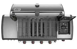 Weber Genesis LX 440 Open