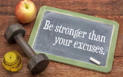Be Stronger Than Your Excuses in 2021 (Losing Weight and Exercise)